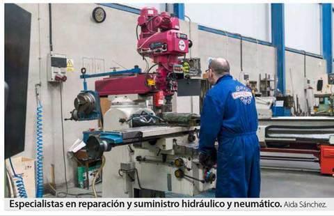 eurotacma.com - Eurotacma, Calidad y experiencia al servicio de la industria asturiana - Eurotacma